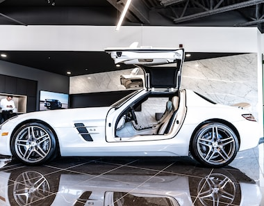 2011 Mercedes-Benz SLS AMG SUPER SPORT !! Coupe