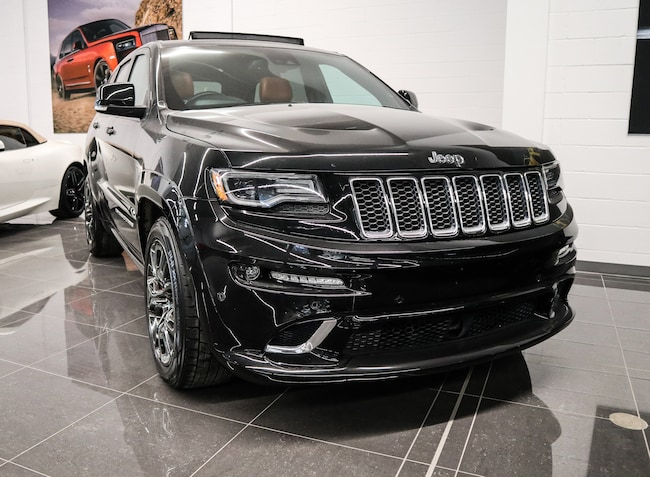 2016 Jeep Grand Cherokee SRT 8 SUV