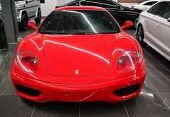 2002 Ferrari 360 Modena Coupe