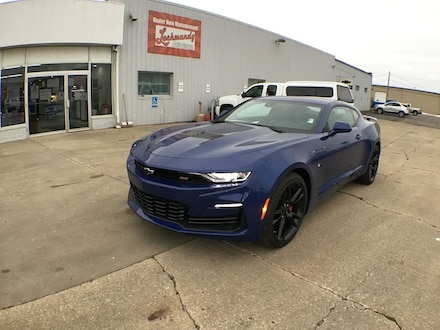 2021 Chevrolet Camaro SS 2SS COUPE