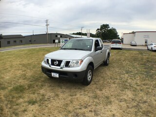 2015 Nissan Frontier Extended Cab Pickup