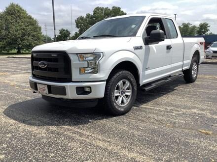 2015 Ford F-150 XL Truck SuperCab Styleside