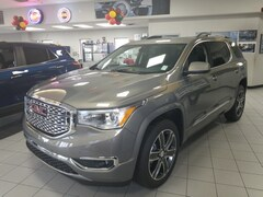 New 2019 GMC Acadia Denali SUV 1GKKNXLS2KZ163154 for Sale in Elkhart IN