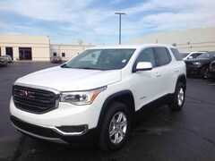 New 2019 GMC Acadia SLE-1 SUV 1GKKNRLA0KZ142984 for Sale in Elkhart IN