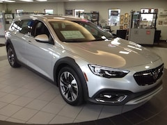 2018 Buick Regal TourX Essence Wagon W04GV8SX5J1129009