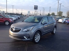 New 2019 Buick Envision Preferred SUV LRBFX1SA3KD021677 for Sale in Elkhart IN