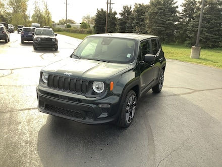 2021 Jeep Renegade JEEPSTER FWD Sport Utility