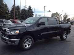 New 2019 Ram 1500 TRADESMAN CREW CAB 4X4 5'7 BOX Crew Cab 1C6SRFGT2KN614904 for Sale in Elkhart IN