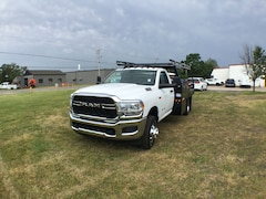 New 2020 Ram 3500 Chassis Cab 3500 TRADESMAN CHASSIS REGULAR CAB 4X4 84 CA Regular Cab for Sale in Elkhart IN