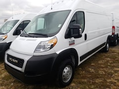 New 2019 Ram ProMaster 2500 CARGO VAN HIGH ROOF 159 WB Cargo Van 3C6TRVDG2KE504994 for Sale in Elkhart IN