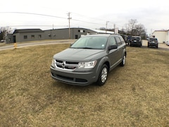New 2020 Dodge Journey SE (FWD) Sport Utility for Sale in Elkhart IN
