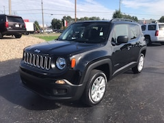 New 2018 Jeep Renegade SPORT 4X4 Sport Utility for Sale in Elkhart IN