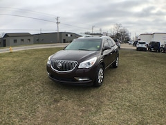Used 2016 Buick Enclave Leather SUV for Sale in Elkhart IN