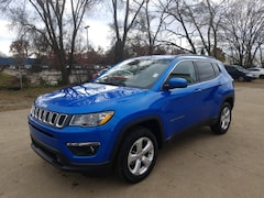 New 2019 Jeep Compass Latitude SUV for Sale in Elkhart IN