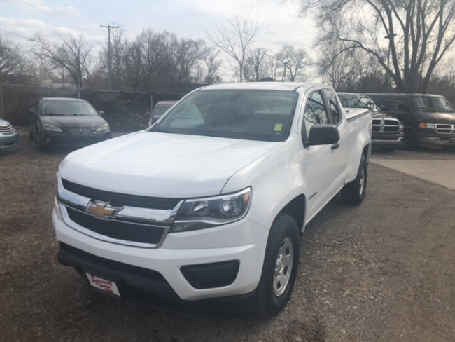 Used 2016 Chevrolet Colorado WT Truck Extended Cab Elkhart