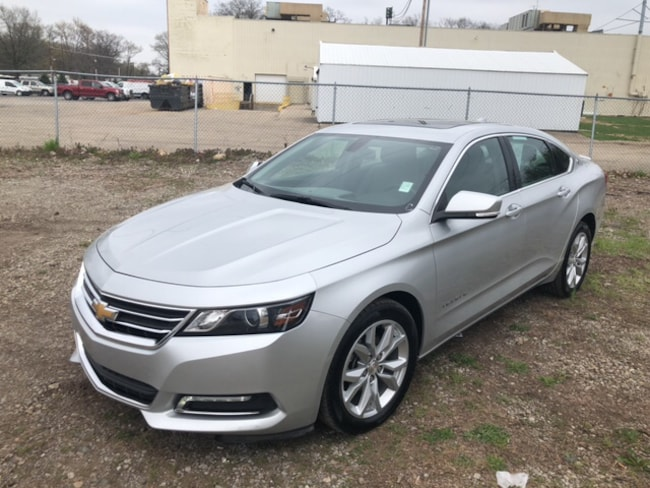 Used 2018 Chevrolet Impala LT w/1LT Sedan Elkhart