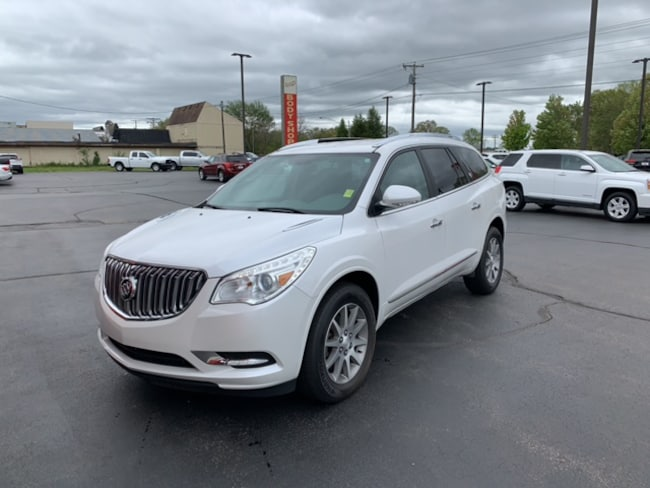 Used 2017 Buick Enclave Convenience SUV Elkhart