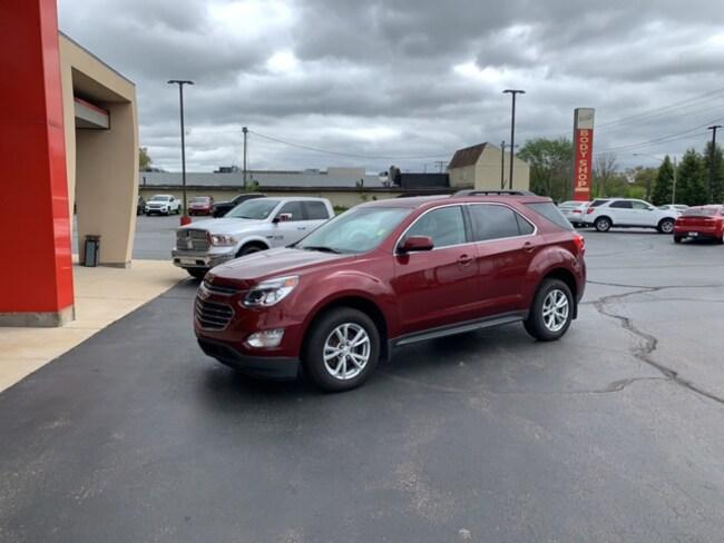 Used 2017 Chevrolet Equinox LT SUV Elkhart