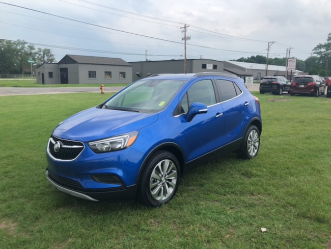 Used 2017 Buick Encore Preferred SUV Elkhart