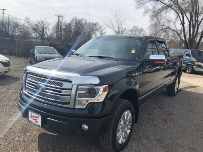 Used 2013 Ford F-150 Truck SuperCrew Cab Elkhart