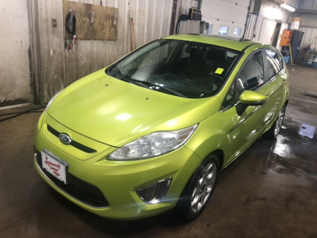 Used 2011 Ford Fiesta SES Hatchback Elkhart