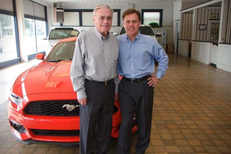 Father & Son Current - Lockhart Ford Motor Company