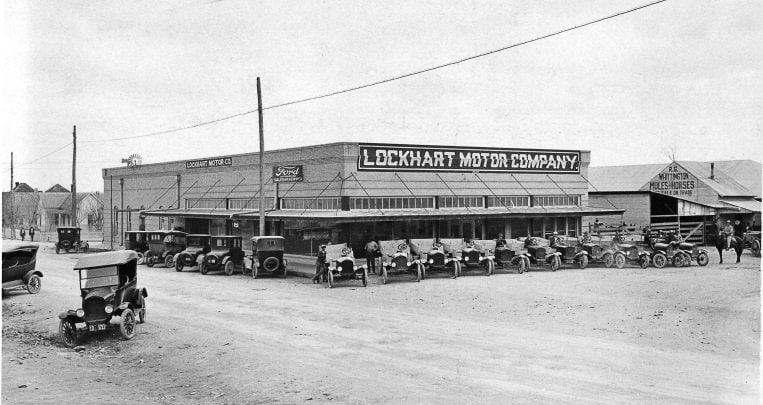 about lockhart mtr co inc a ford dealership in lockhart