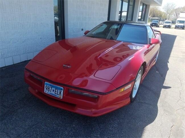 1984 Chevrolet Corvette Base Hatchback