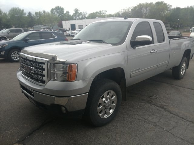 2013 GMC Sierra 2500HD SLT 4WD Truck Extended Cab