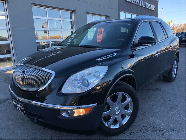 2008 Buick Enclave CX-L LEATHER  WITH SUNROOF