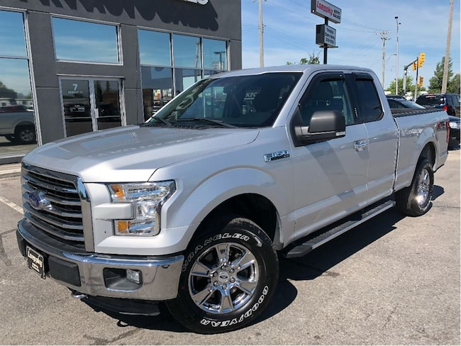 2015 Ford F-150 XL SUPERCAB 6.5 box 4x4