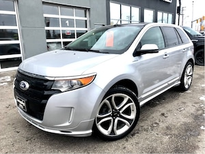 2013 Ford Edge SPORT FULLY LOADED