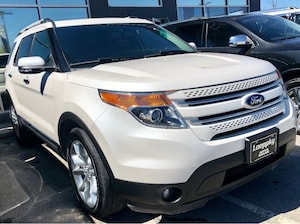 2015 Ford Explorer LIMITED with AC VENTED SEATS