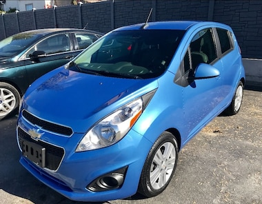 2013 Chevrolet Spark LS Manual Hatchback