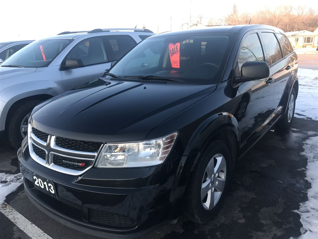 Used 2013 Dodge Journey For Sale | Steinbach MB