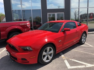 2014 Ford Mustang 5.0 GT