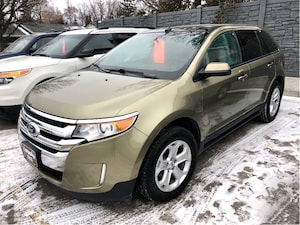 2013 Ford Edge SEL FWD LEATHER