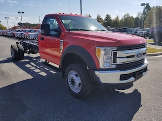 2017 Ford F-550 Chassis XL Commercial-truck