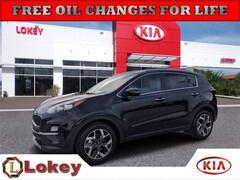 2021 Kia Sportage EX SUV