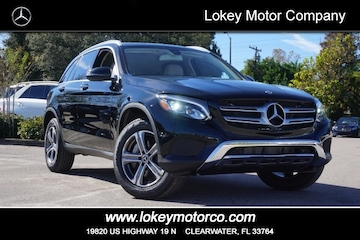 2019 Mercedes-Benz GLC 350e SUV