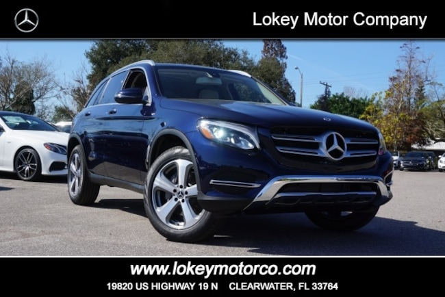 New Mercedes Suv >> 2019 New Mercedes Benz Glc 300 Suv For Sale Clearwater Fl