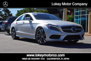 2016 Mercedes-Benz CLS 550 Coupe