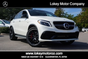 2019 Mercedes-Benz AMG GLE 63 4MATIC Coupe