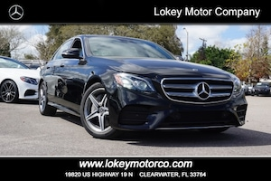 2019 Mercedes-Benz E-Class E 300 AMG Line Sedan