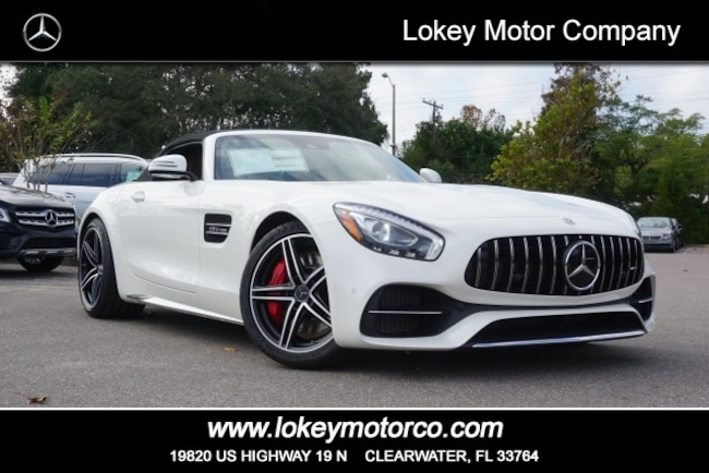 2019 New Mercedes Benz Amg Gt C Roadster For Sale Clearwater