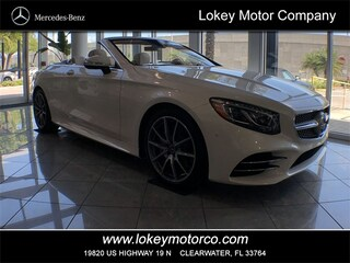 2019 Mercedes-Benz S-Class S 560 AMG Line Cabriolet DYNAMIC_PREF_LABEL_INVENTORY_LISTING_DEFAULT_AUTO_NEW_INVENTORY_LISTING1_ALTATTRIBUTEAFTER