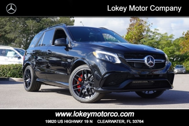 2019 New Mercedes Benz Amg Gle 63 S 4matic Suv For Sale Clearwater