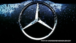 Stay Dry with Mercedes-Benz Personal Rain Gear