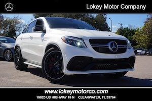 2019 Mercedes-Benz AMG GLE 63 S 4MATIC Coupe