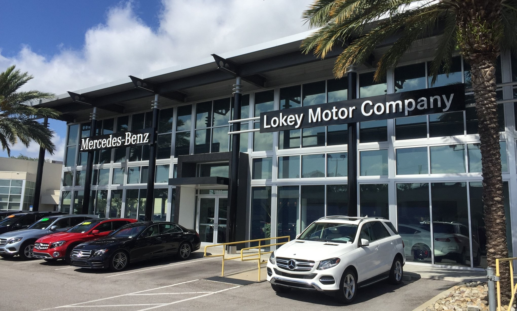 Clearwater's Lokey Motor Company | New & Used Mercedes-Benz Cars & SUVs